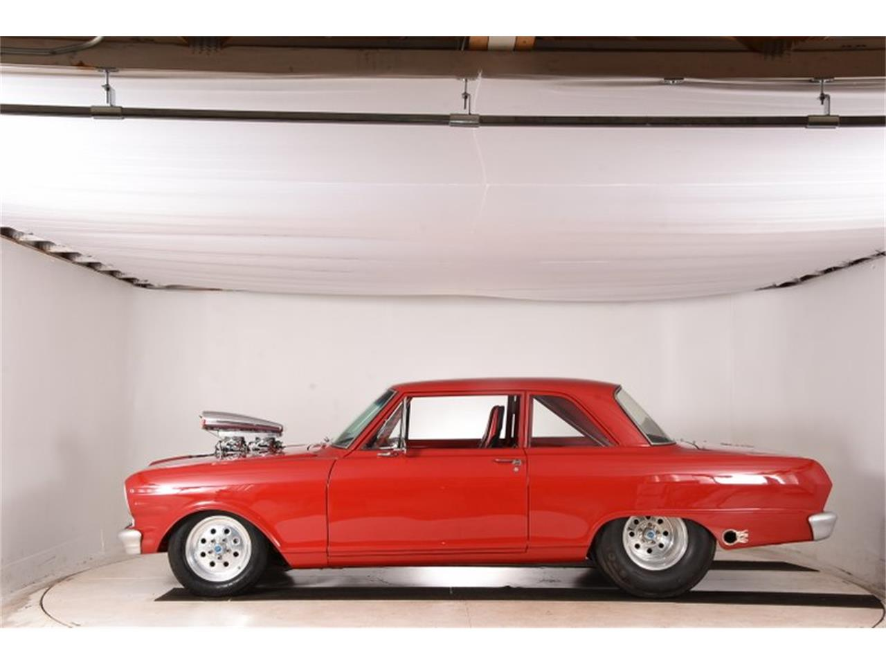 Large Picture of Classic 1962 Nova - OPFZ