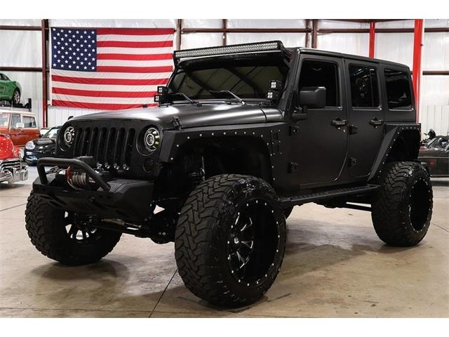 Picture of '13 Wrangler - OPGF