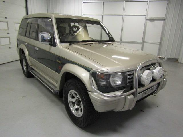 Picture of '91 Pajero - OPGL