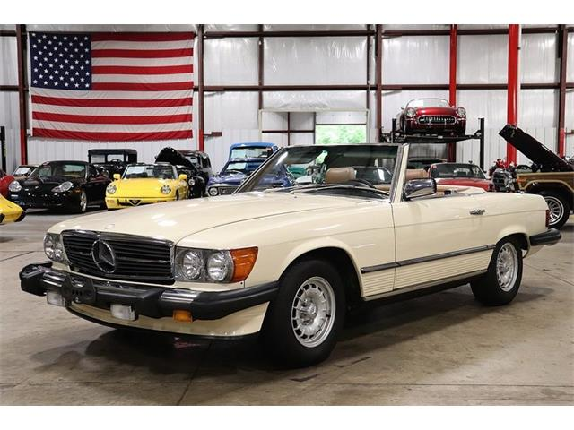 Picture of '84 380SL - OPGR