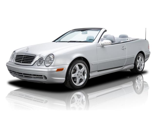 Picture of '02 CLK430 - ONK3