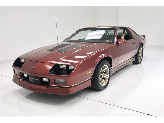 Picture of 1987 Chevrolet Camaro IROC Z28 located in Pennsylvania - $22,900.00 Offered by  - OPGV