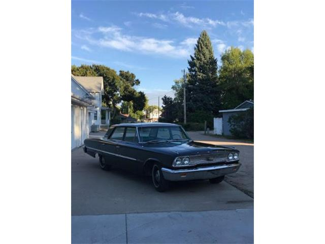 Picture of Classic '63 Ford Galaxie located in Michigan - $14,995.00 - OPGX