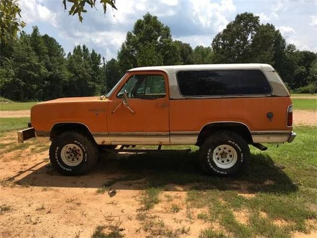 Picture of '76 Ramcharger - OPH2