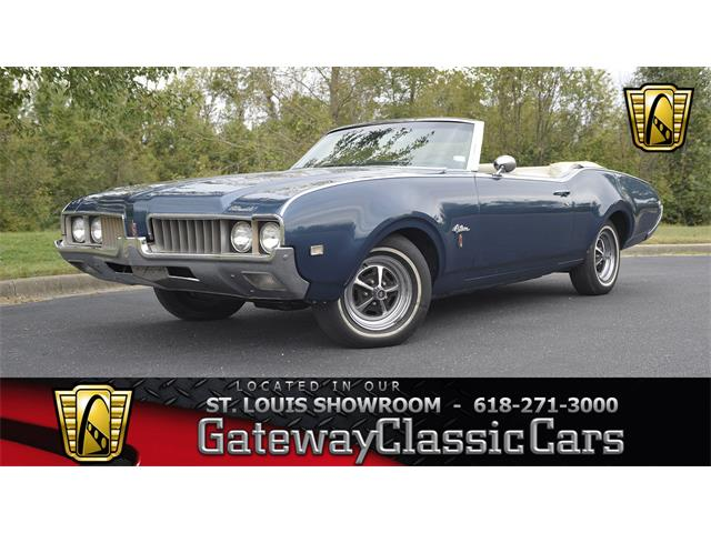 Picture of '69 Cutlass - OPHB