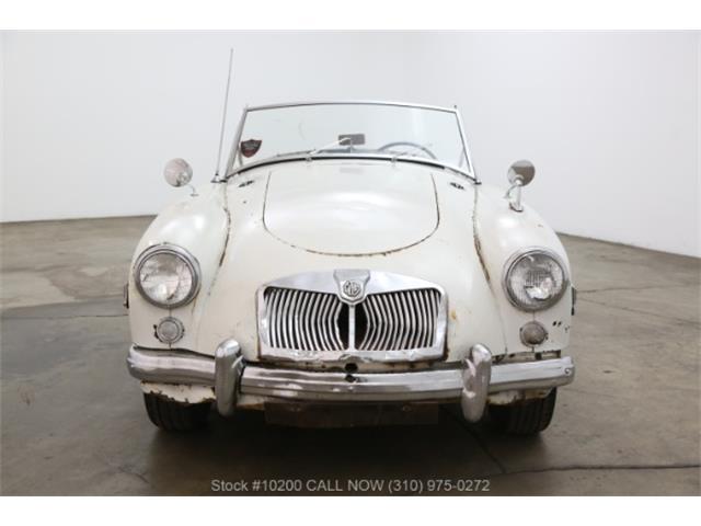 1958 MG Antique