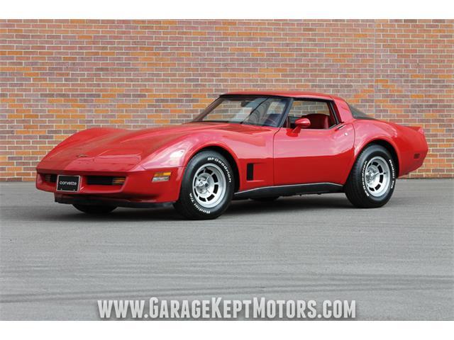 Picture of '81 Corvette - OPHM