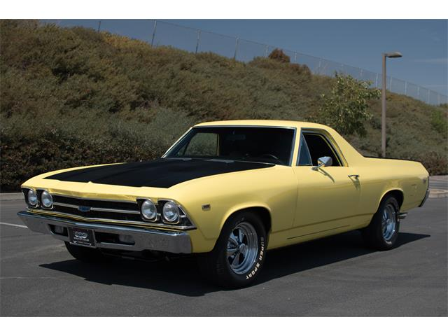 Picture of '69 El Camino - OPHO