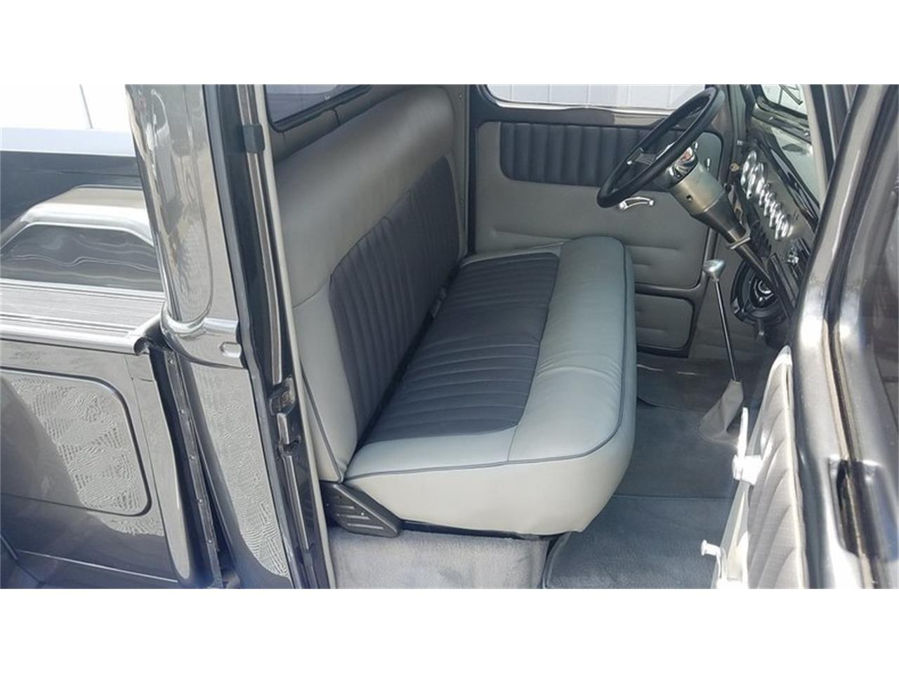 47 ford truck seat