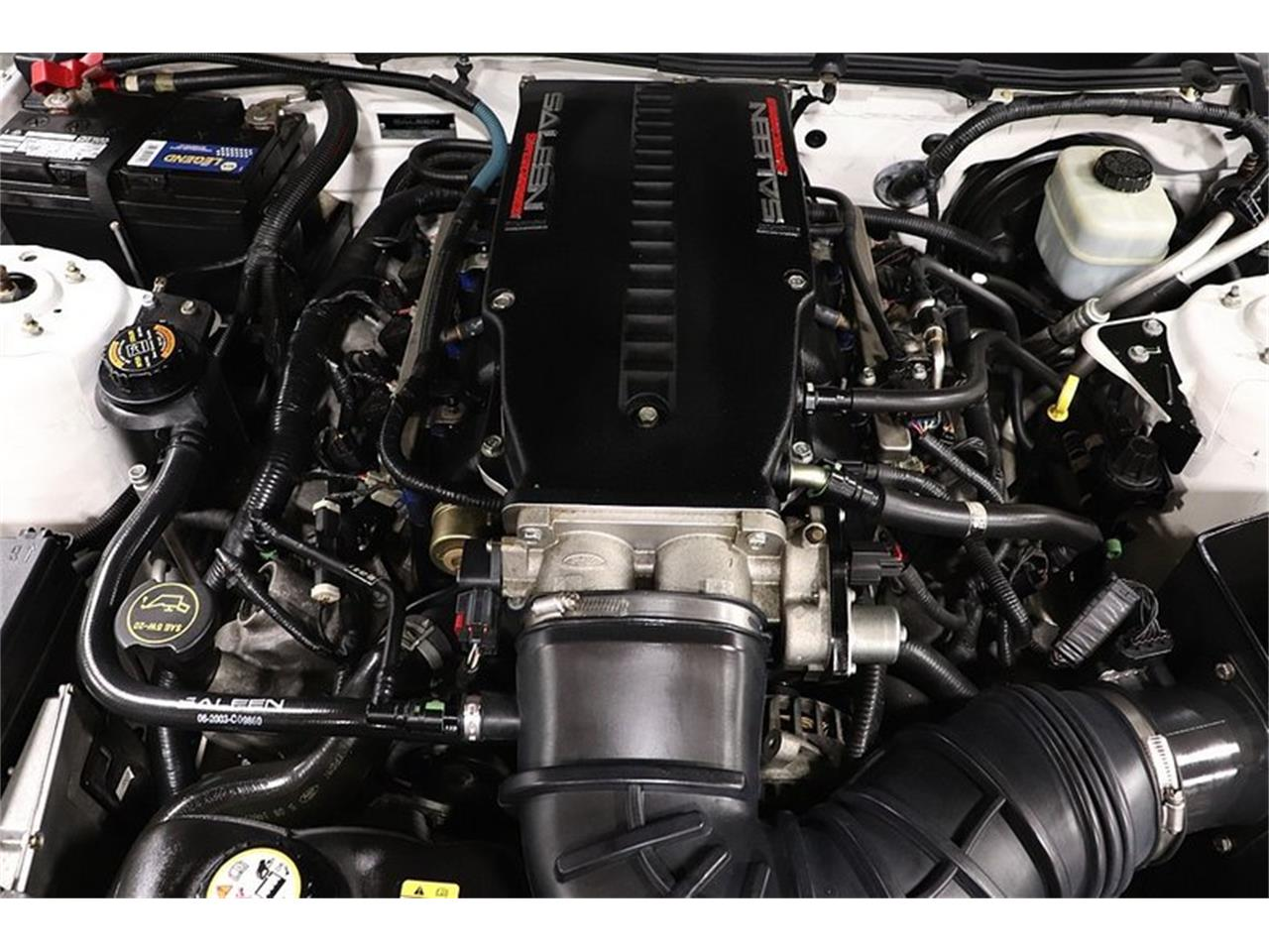 2005 Ford Mustang Engine