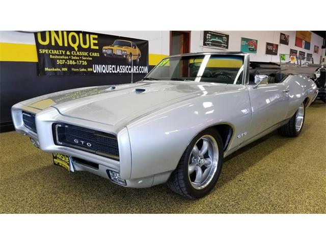 Picture of '69 GTO - OPIA