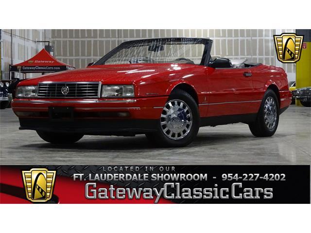 Picture of '93 Cadillac Allante located in Coral Springs Florida - $14,995.00 Offered by  - OPIJ