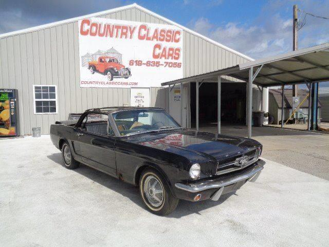 Picture of '64 Mustang - OPIS