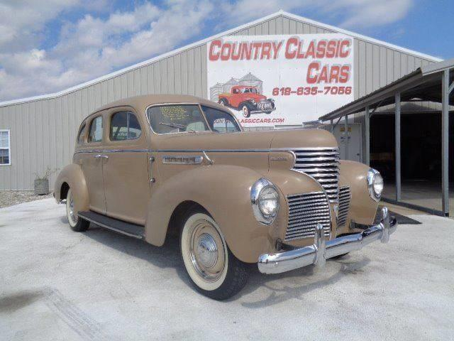 Picture of Classic '39 Custom - OPIT