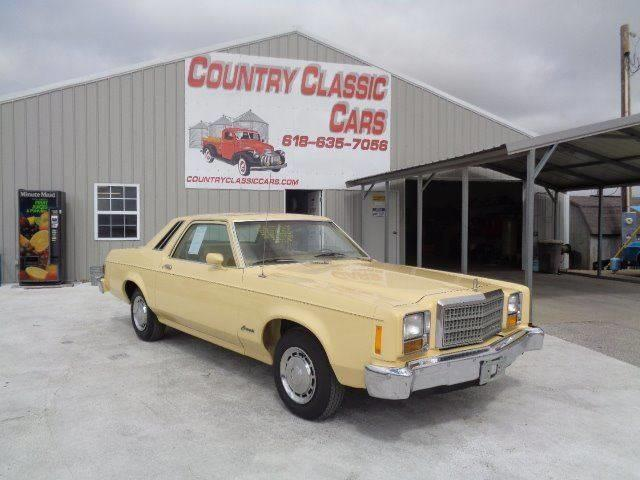 Picture of '79 Ford Granada Offered by  - OPIW