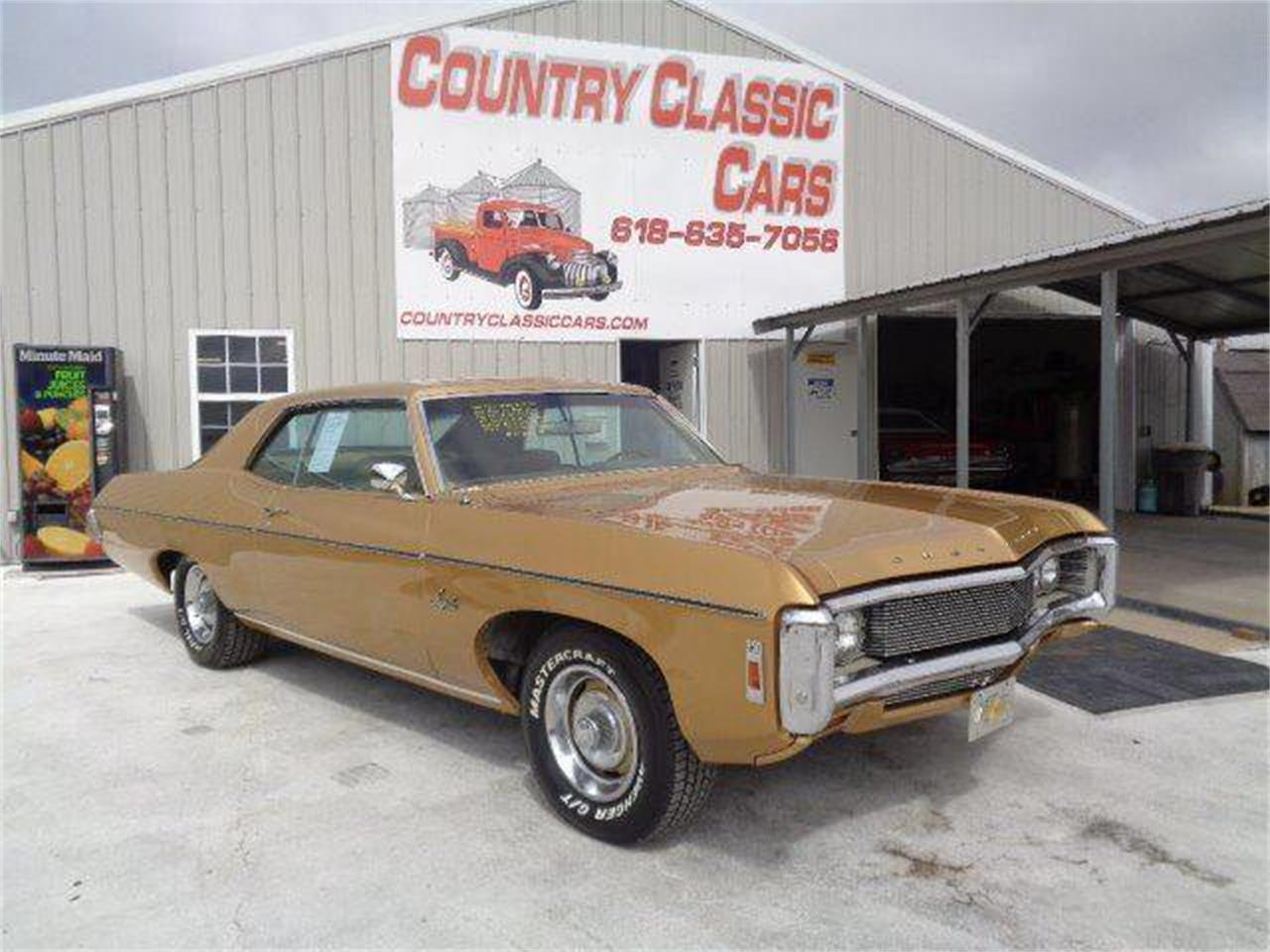 1969 Chevrolet Impala For Sale Classiccars Com Cc 1152825