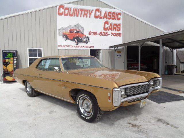 Picture of Classic '69 Chevrolet Impala located in Staunton Illinois - OPIX