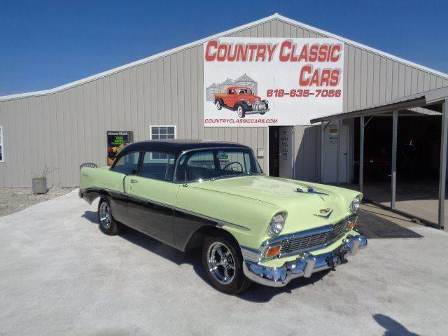 Picture of Classic '56 Chevrolet 210 - $23,550.00 - OPIZ