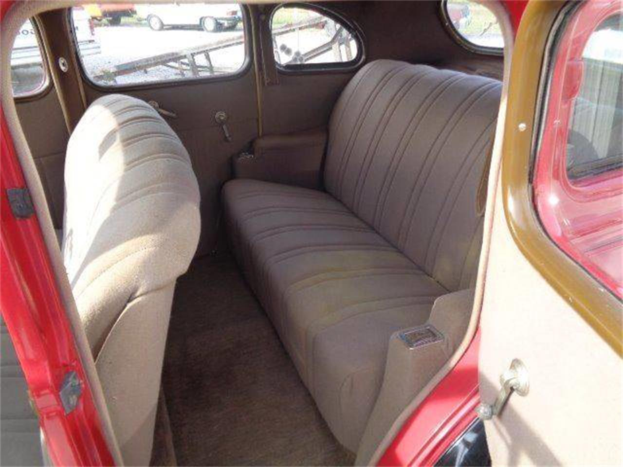 Large Picture of Classic '37 Plymouth 4-Dr Sedan located in Staunton Illinois - $13,950.00 Offered by Country Classic Cars - OPJ0