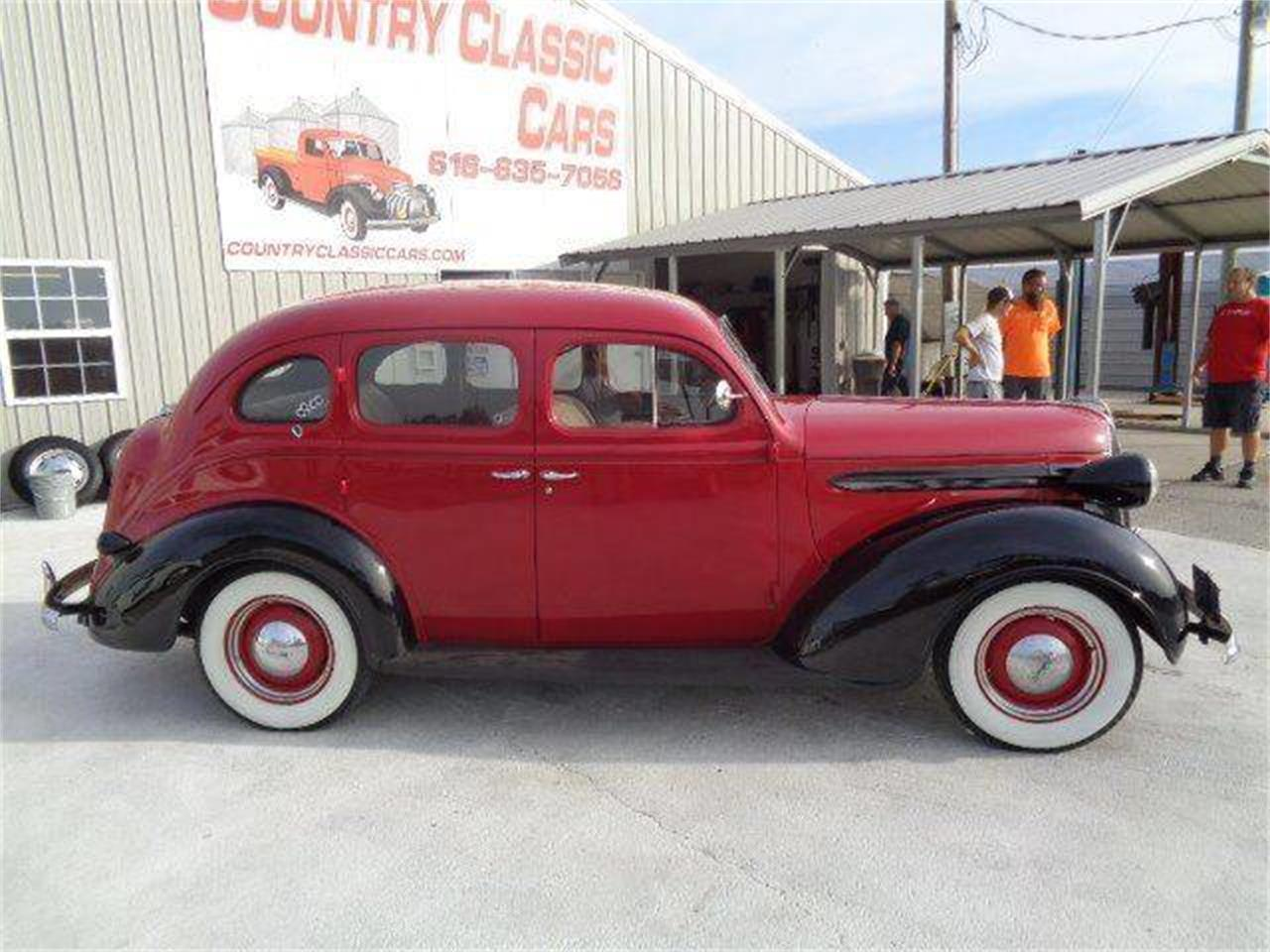 Large Picture of 1937 4-Dr Sedan - $13,950.00 - OPJ0