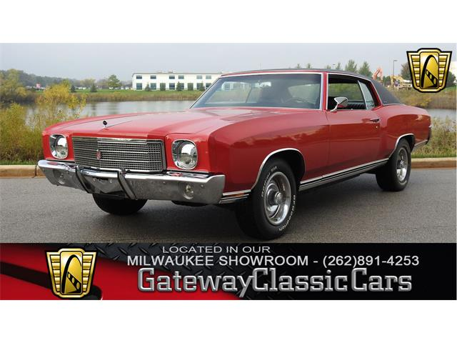 Picture of Classic 1970 Monte Carlo - OPJ5
