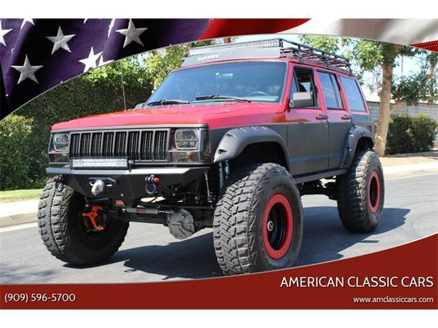 Picture of '96 Cherokee - OPJK