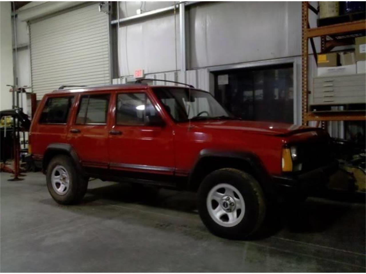 Large Picture of 1996 Jeep Cherokee Offered by American Classic Cars - OPJK