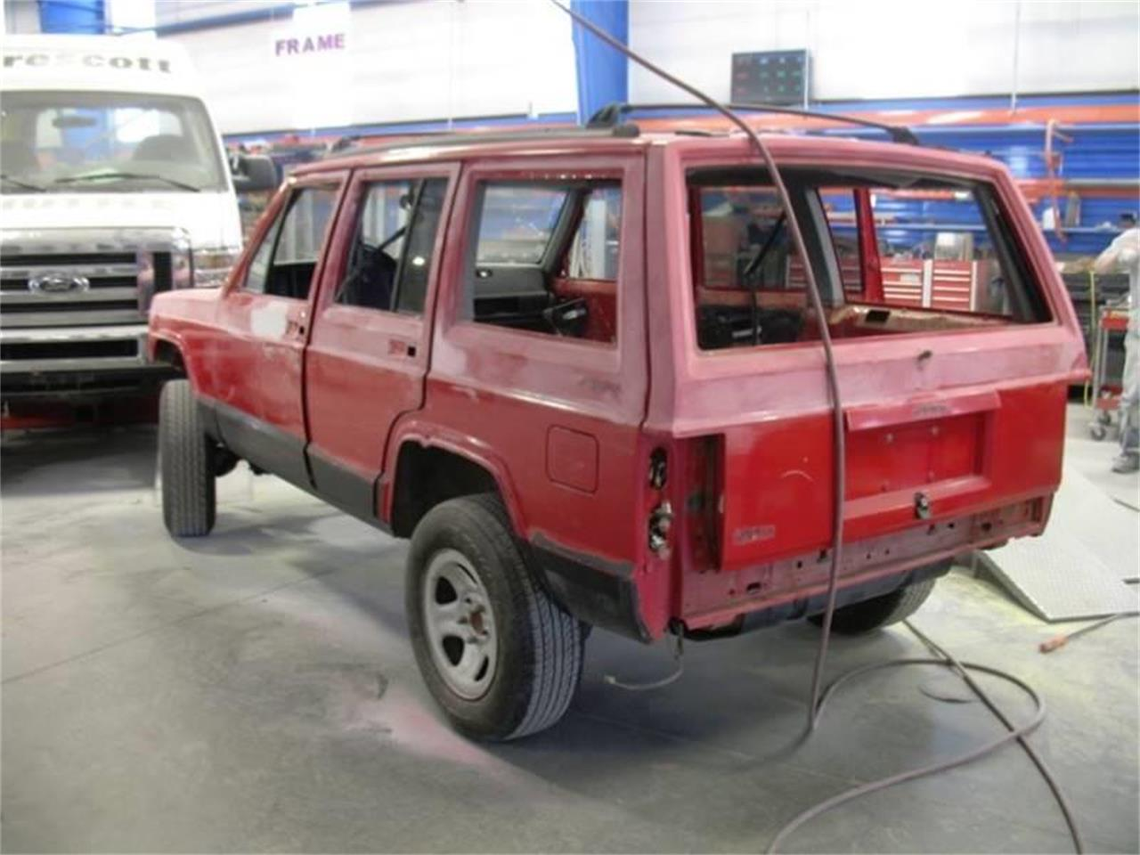 Large Picture of '96 Cherokee located in La Verne California Offered by American Classic Cars - OPJK