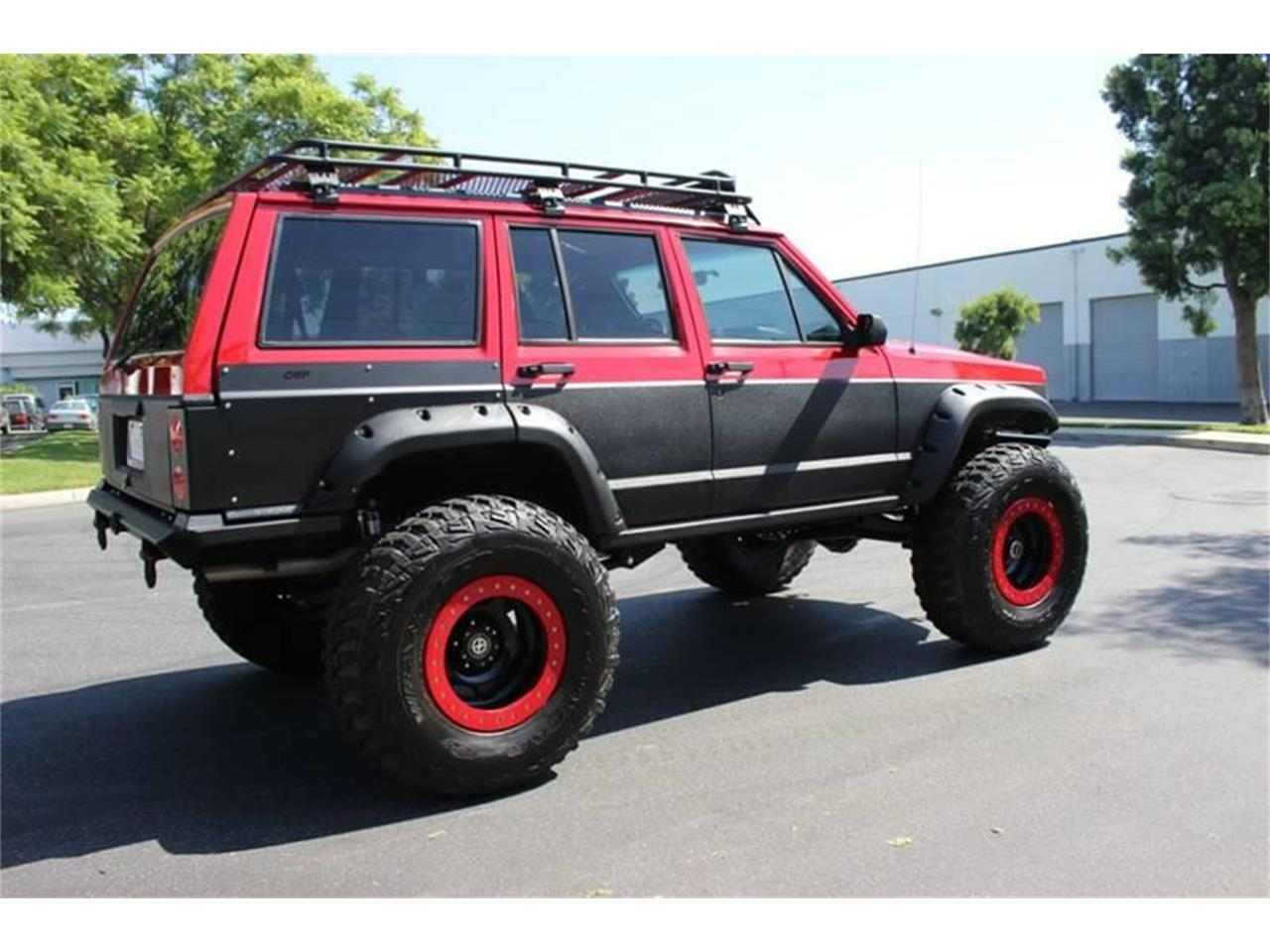 Large Picture of '96 Jeep Cherokee located in California - $32,900.00 - OPJK