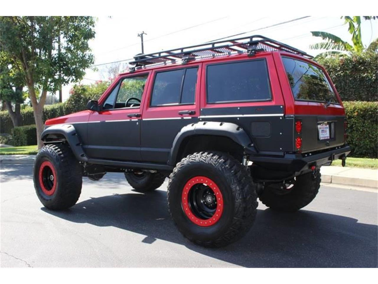 Large Picture of '96 Cherokee - $32,900.00 - OPJK