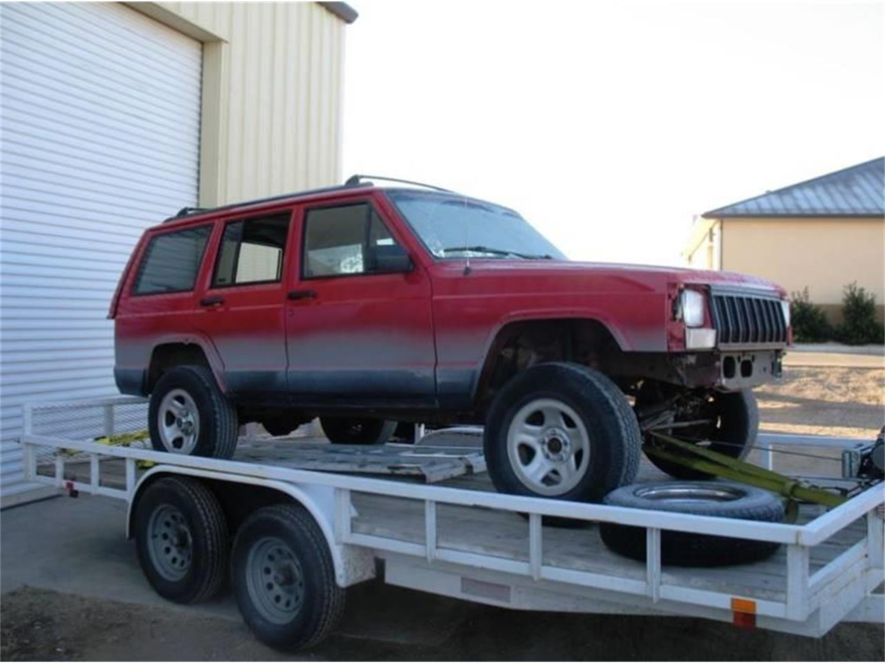 Large Picture of '96 Jeep Cherokee - $32,900.00 Offered by American Classic Cars - OPJK