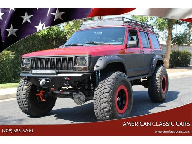 Picture of '96 Jeep Cherokee - OPJK