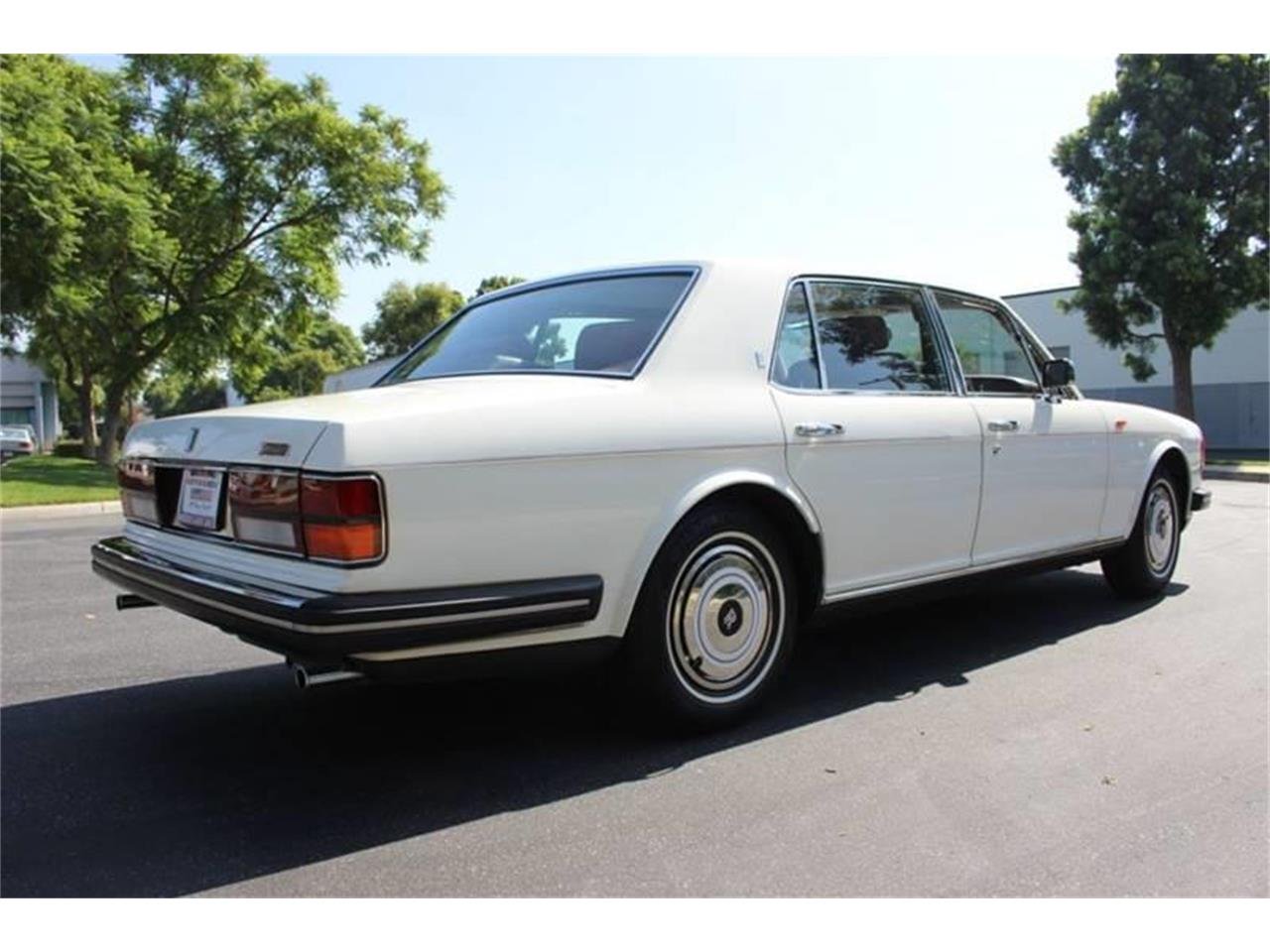 Large Picture of '85 Silver Spur - OPJY