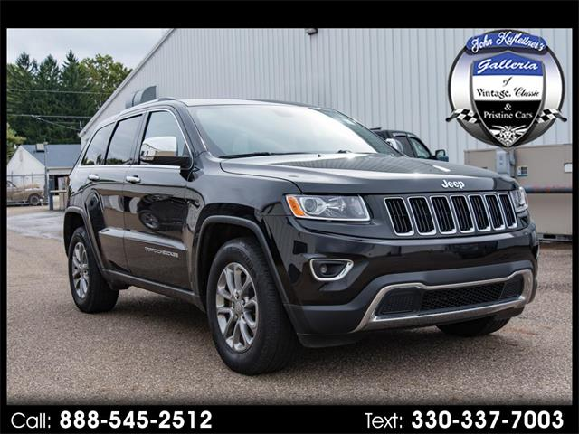 Picture of 2015 Grand Cherokee Offered by  - OPK6