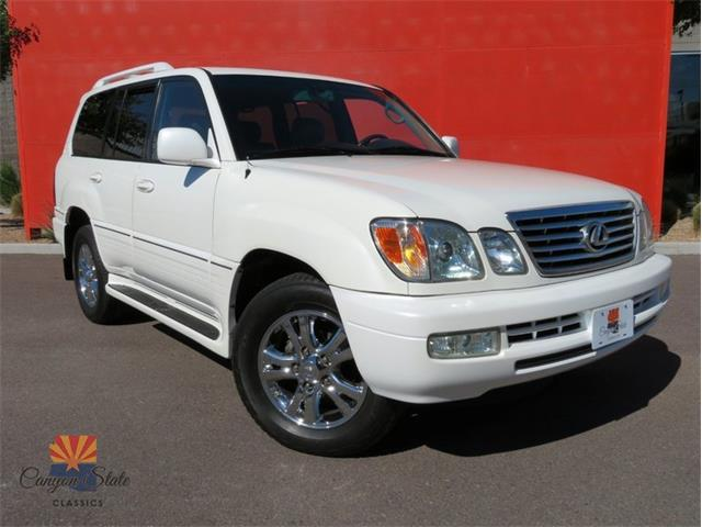 Picture of '07 LX470 - OPKE