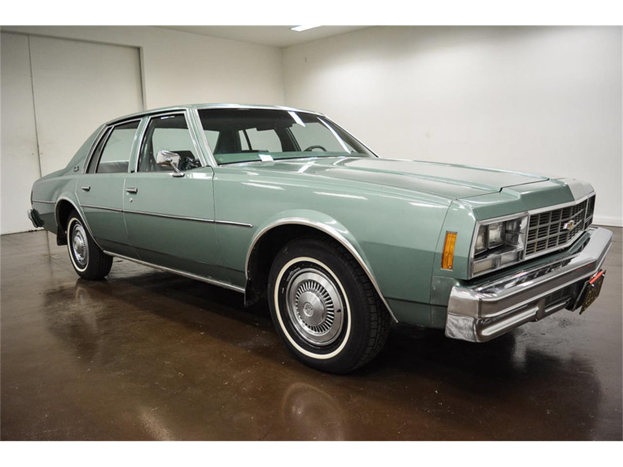 For Sale 1977 Chevrolet Impala In Sherman Texas
