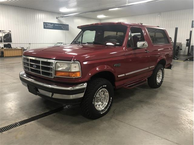 Picture of 1995 Ford Bronco located in Michigan - $16,900.00 Offered by  - OPLL