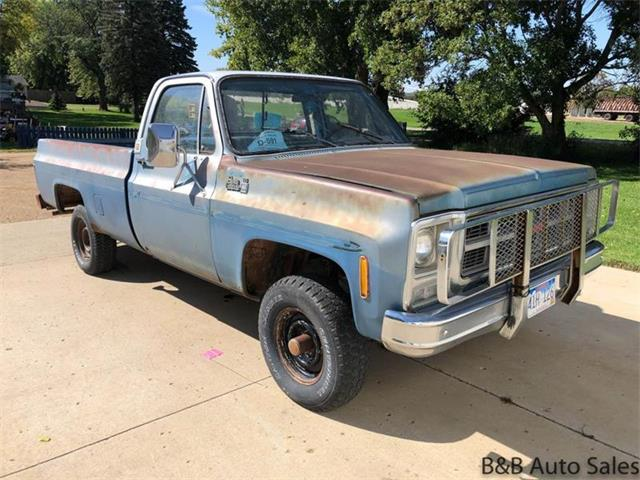 Picture of 1979 GMC C/K 10 located in South Dakota Offered by  - OPLN