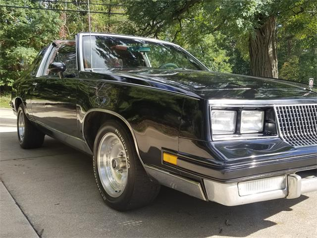 Picture of '83 Cutlass Supreme Brougham - OPMB