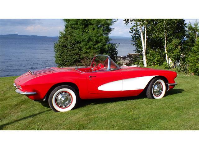 Picture of '62 Corvette - OPMC