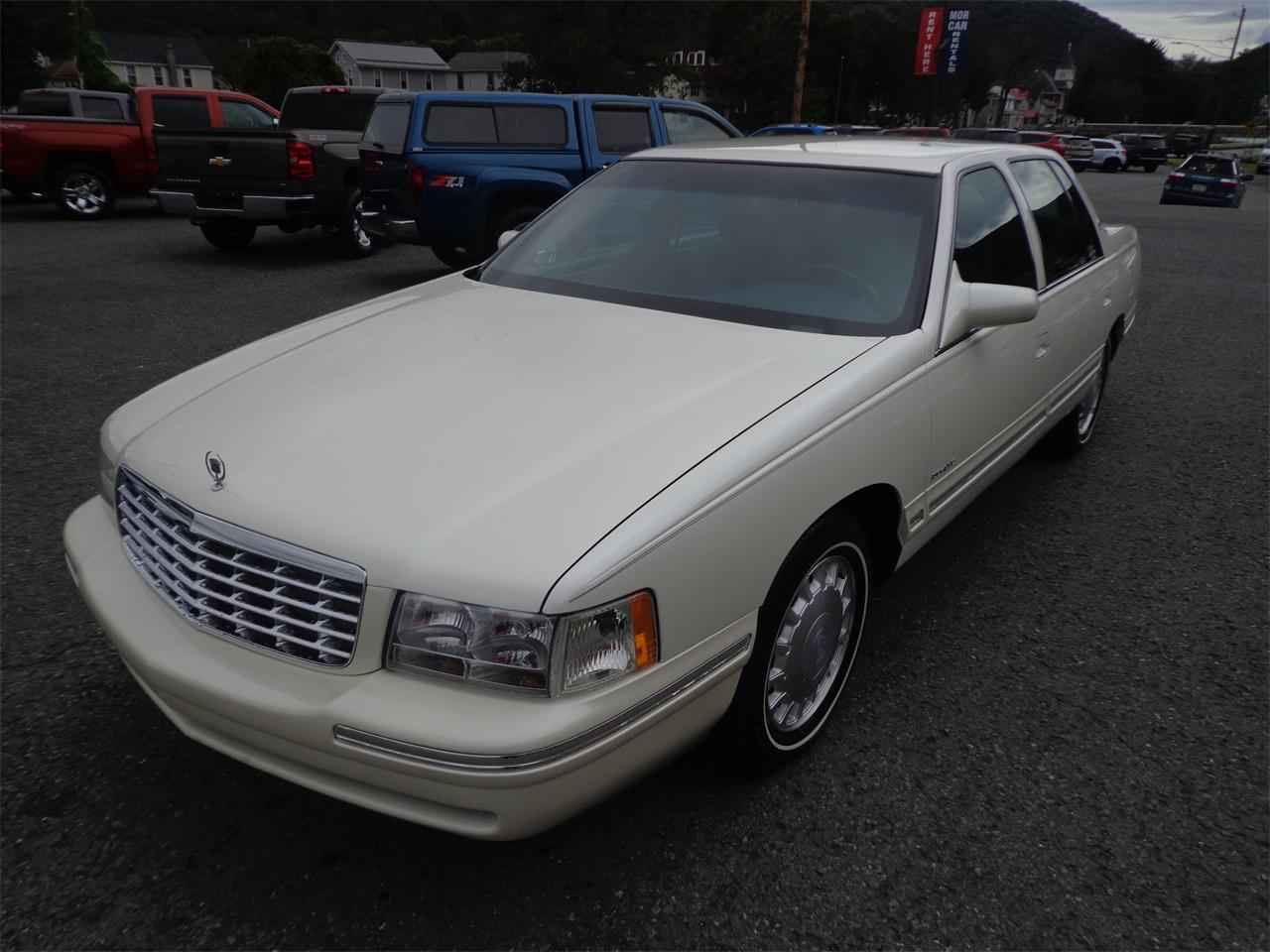 Large Picture Of 1999 DeVille