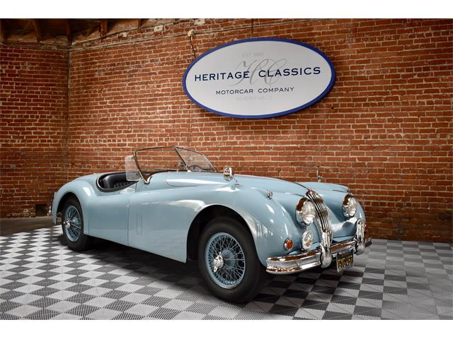 Picture of '56 XK140 - OPMO
