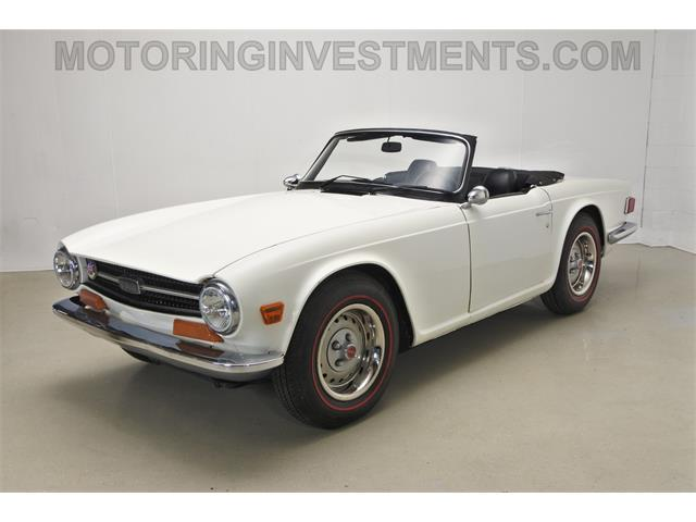 Picture of '73 TR6 - OPMP