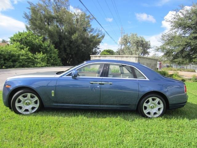 2011 Rolls-Royce Silver Ghost