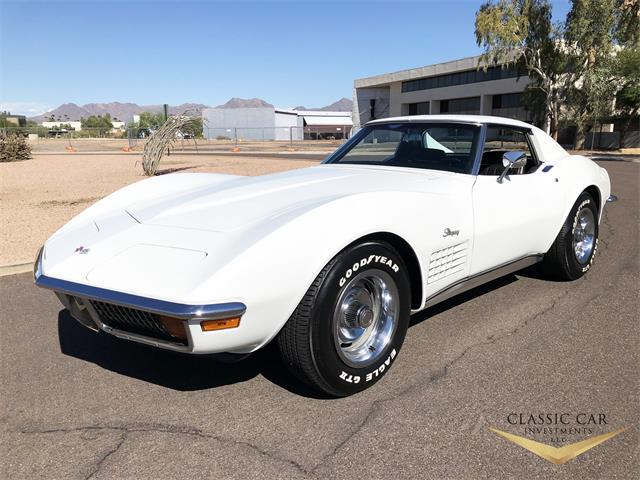 Picture of '72 Corvette - OPMY