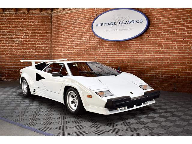Picture of 1988 Lamborghini Countach located in West Hollywood California - $289,500.00 - OPN2