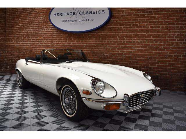 Picture of '72 E-Type - OPN5