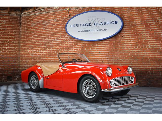 Picture of '59 TR3 - OPNI