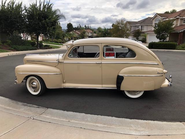 Picture of Classic '47 Ford Sedan located in Poway California Offered by a Private Seller - OPNK