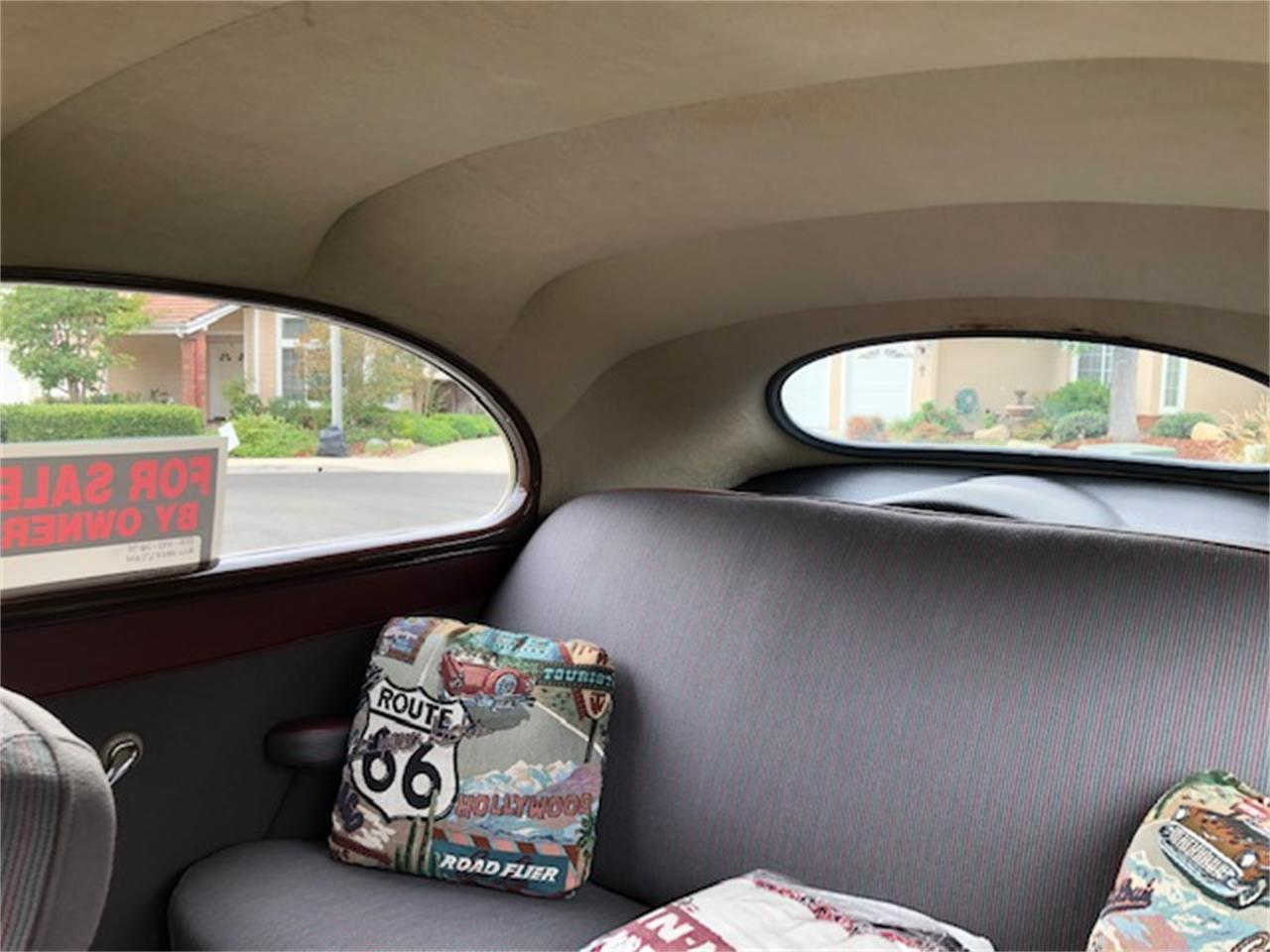 Large Picture of '47 Sedan - OPNK